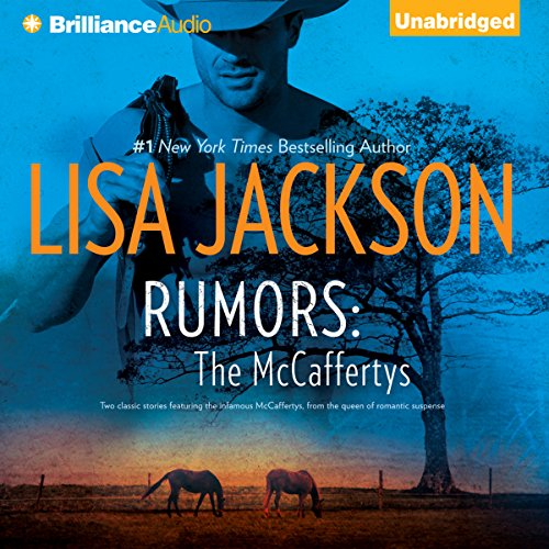 Rumors audiobook cover art