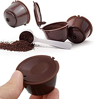 Gusto Coffee Capsule - 1pcs Refillable Dolce Gusto Coffee Capsule Reusable Capsules Refill - Reusable Holder Capsules Capsule Coffee Coffee Filters Capsule Nescafe Gusto Dolce Machine Reusabl