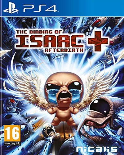 The Binding of Isaac: Afterbirth + PS4 [