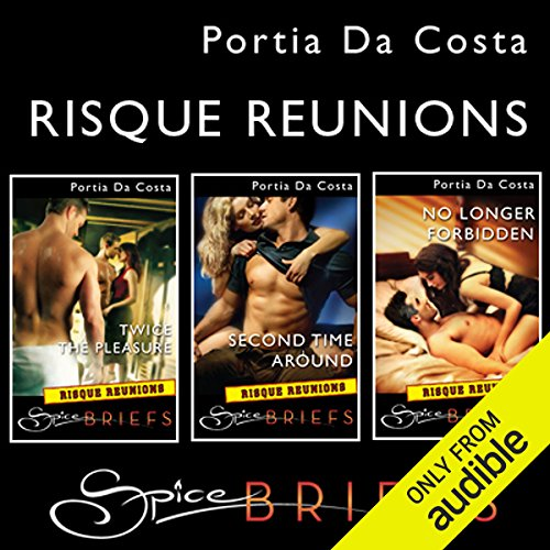 Spice Briefs audiobook cover art