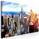 murando Wandbild Mega XXXL New York 200x100 cm Einteiliger