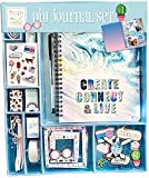 Hapinest DIY Journal Set for Girls Gifts Ages 8 9 10 11 12...