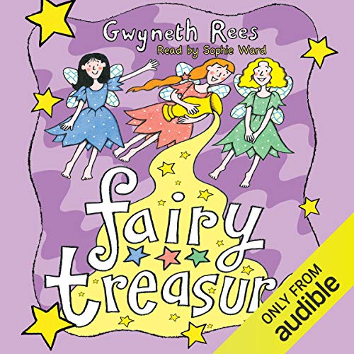 Fairy Treasure audiobook cover art