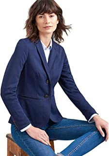 Joules Womens Mollie Jersey Blazer
