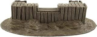 War World Gaming World at War Wooden Bunker Defensive Position – 28mm WW2 Normandy Wargame Terrain Model Diorama