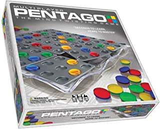 Mindtwister USA Pentago Strategy Game, Multi-Player