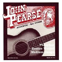 JohnPearse(ジョンピアース) アコースティックギター弦 700M