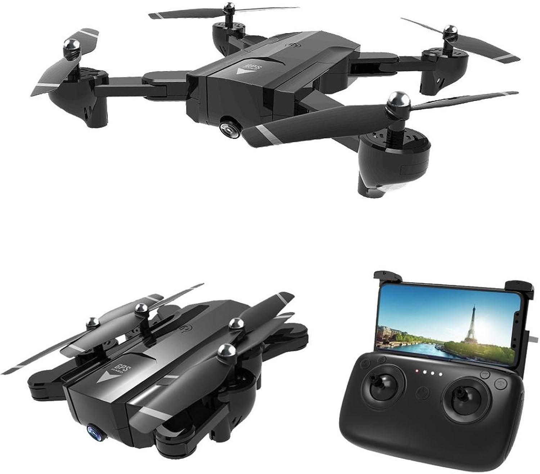Bescita SG900 Drone Faltbares Quadcopter   2.4GHz Volles HD Kamera 720P   1080P WiFi FPV GPS Drone   7.4V 1100mAh Lipo Batteri (720P)