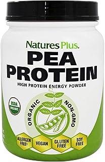 Natures Plus - Organic Pea Protein Powder 1.1 Lbs. 159588