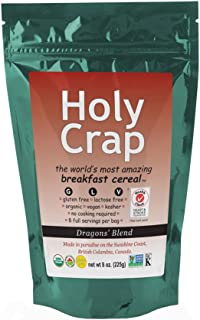 Holy Crap Breakfast Cereal, 8 Ounce