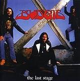 Songtexte von Budgie - The Last Stage