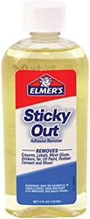 Elmer's Sticky Out, Sticky Stuff Remover -4.5oz