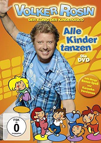 Alle Kinder tanzen, 1 DVD