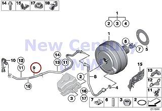 BMW Genuine Power Brake Unit Depression Vacuum Pipe X5 4.8i