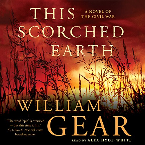 This Scorched Earth cover art