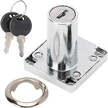 Fdit 3 stks/set Bureauladeslot met Sleutels Kantoor Zinklegering Kast Kledingkast Deurslot Sieraden Doos Lock