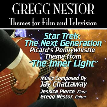 """Star Trek: The Next Generation: """"The Inner Light"""" Theme from the Television Series for Guitar and Flute (Jay Chattaway) Single"""