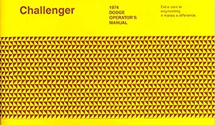 Amazon com: Repair Manual Dodge Challenger: Books