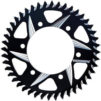 Vortex 253-44 Silver 44-Tooth Rear Sprocket