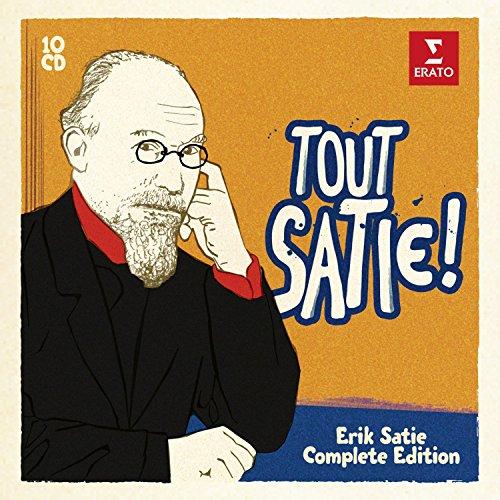 Tout Satie! (Box10Cd)(Erik Satie Complete Edition)