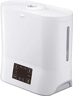 ドウシシャ 加湿器 ハイブリッド式 上部給水型 お手入れ簡単 ホワイト ピエリア KHT-602WH