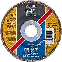 Pferd - Pfc Polifan 180 Disco De 60 Libras Por Pie Cuadrado