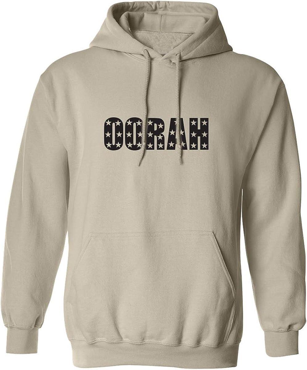 OORAH Adult Hooded Sweatshirt