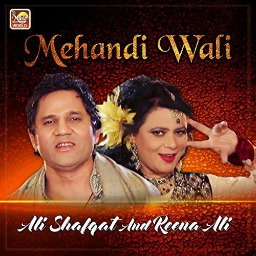 Ali Shafqat & Reena Ali