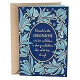 Hallmark Grandparents Day Card (Blessed)