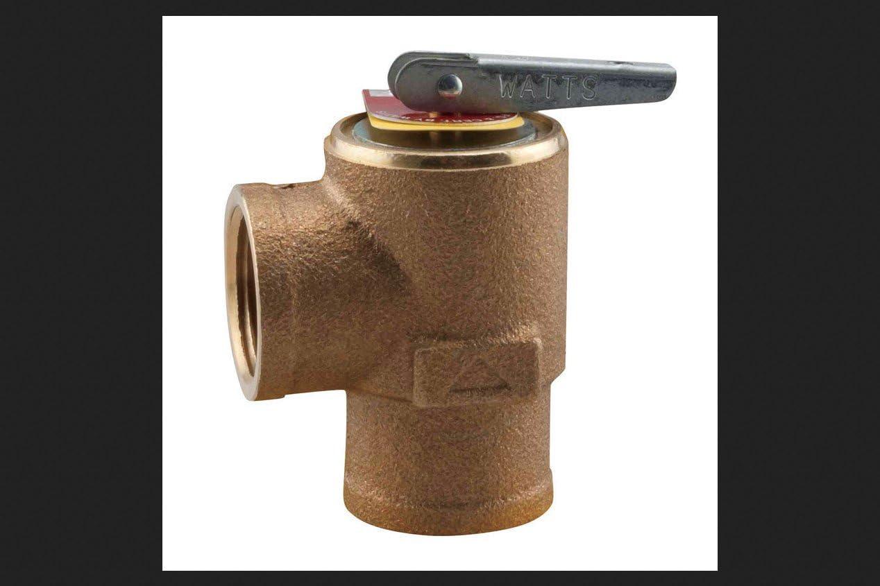 Watts Regulator 0342670 Boiler Relief Valve 3/4