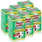 6 x Nexa Lotte Nachfüllpackung für Insektenschutz 3 in 1, Mückenabwehr