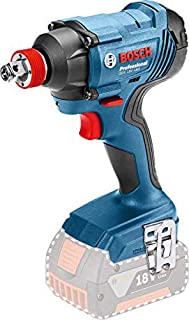 Sponsored Ad – Bosch Professional 18 V System Rotary Impact Wrench GDX 18 V - 180 (without Battery, 18 V, Max. Torque: 180...