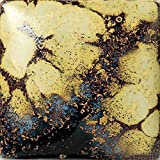 Duncan Crystals Glaze - CR 854 - Outer Space - 4 Ounce Bottle