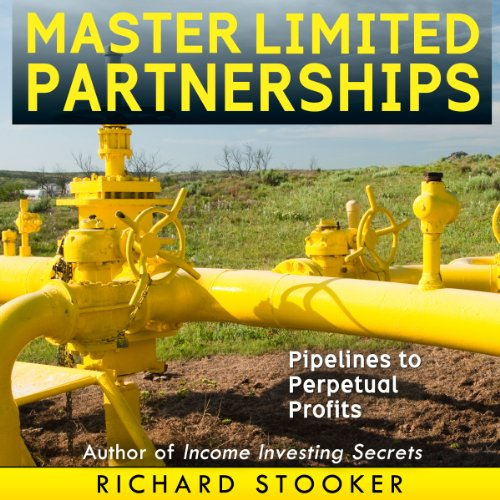 Master Limited Partnerships audiobook cover art