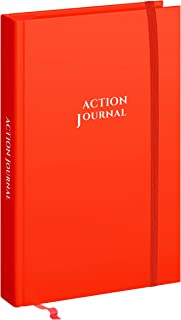 $29 » Action Journal: Daily Undated Planner for Goal Setting, Gratitude and Full Focus - Increase Productivity, Success & Happin...