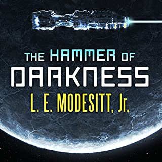 The Hammer of Darkness cover art