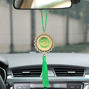 ZENGJIABIN Car Decoration Pendant Fashion Style Hanging Auto Interior Rearview Mirror Gear Accessory Trim Ornament Car styling Gift