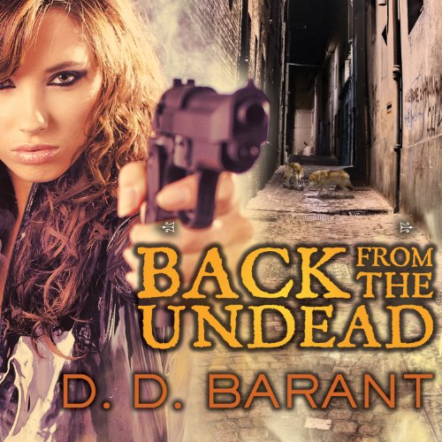 Back from the Undead audiobook cover art