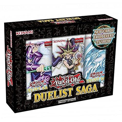 YU-GI-OH!. 14687s duelistas Saga Caja