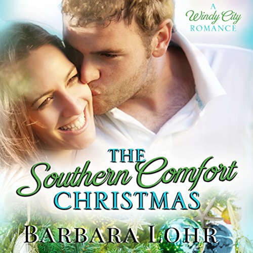The Southern Comfort Christmas audiobook cover art