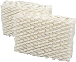 Air Filter Factory 2 Pack Compatible Replacement For ReliOn RCM-832 Humidifier Wick Filters