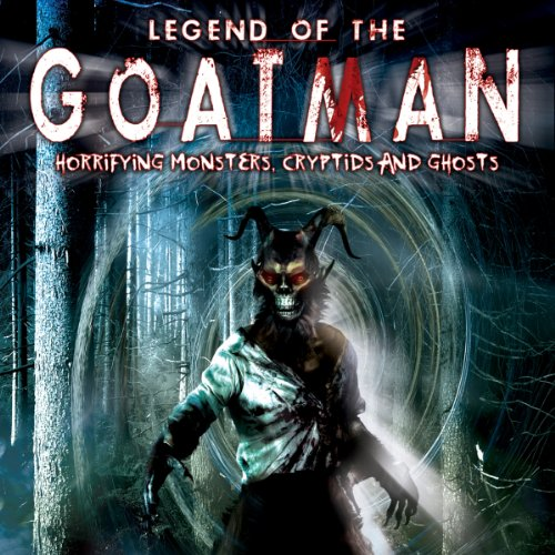 Legend of the Goatman audiobook cover art