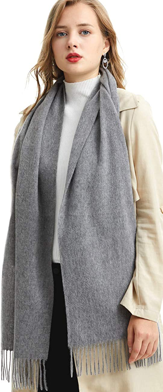 Cashmere Scarf 100% Pure Finishing At the price of surprise Quality Gorgeous New mail order