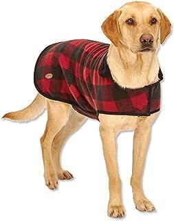Orvis Buffalo Check Dog Jacket