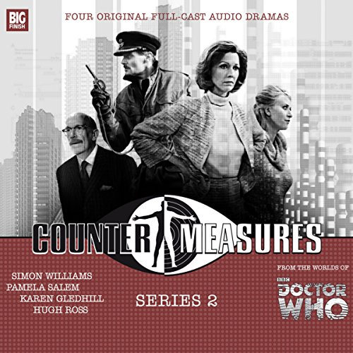 Couverture de Counter-Measures Series 2