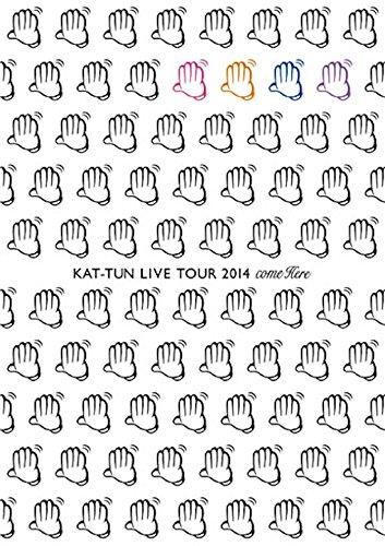 [画像:KAT-TUN  LIVE TOUR 2014 come Here(通常盤) [DVD]]