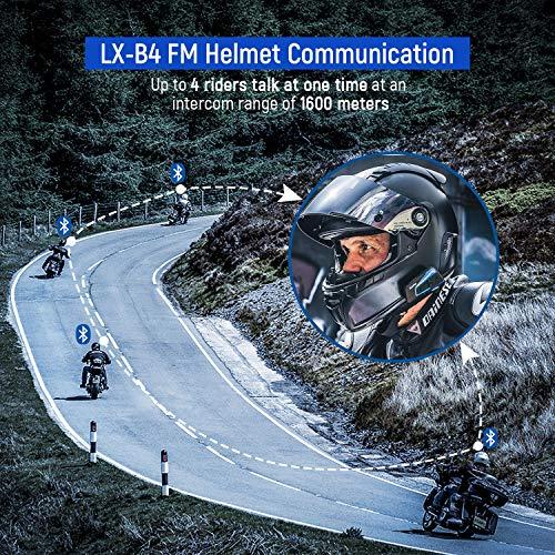 LEXIN B4FM Single Pack - 2