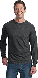 Fruit of the Loom 5 oz. 100% Heavy Cotton HD Long-Sleeve T-Shirt
