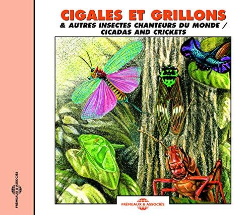 Cicadas and Crickets