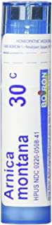 Boiron Arnica Montana, 30C, 80 Count (Pack of 5), Homeopathic Medicine for Pain Relief